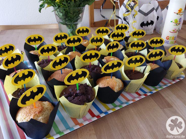 46 besten batman party bilder auf pinterest batman party. Black Bedroom Furniture Sets. Home Design Ideas