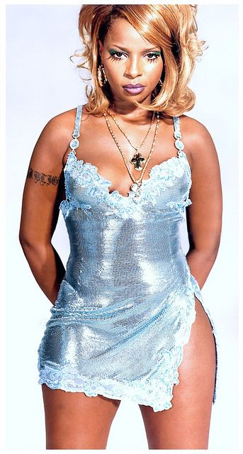 MARY J BLIGE by BETTINA RHEIMS