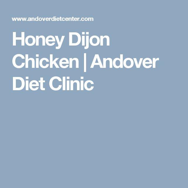 Honey Dijon Chicken | Andover Diet Clinic