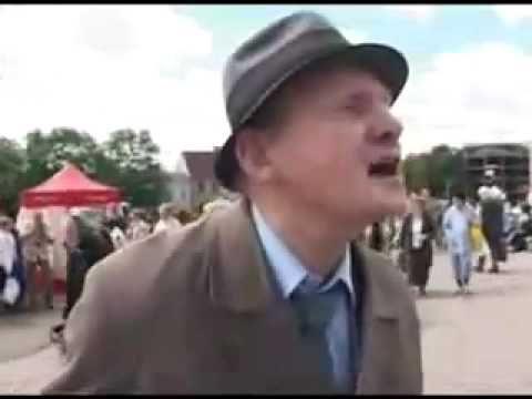 Górny Ślonsk je Polski ! Święte słowa dziadka przeciwko folksdojczom !