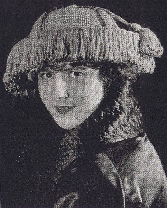 Vintage Knitting Patterns 1920s : 1000+ images about Vintage crochet 20s on Pinterest