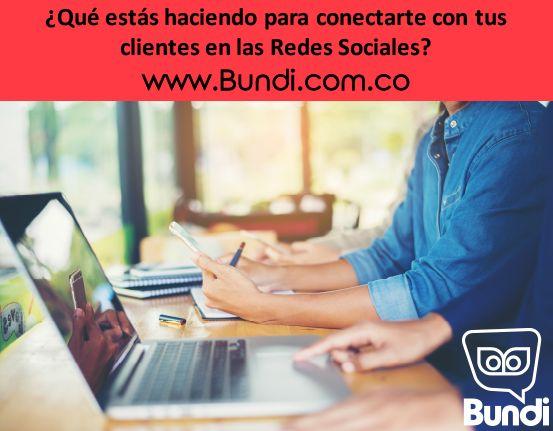 Conoce más sobre nuestros servicios de Administración de Redes Sociales. #DigitalMarketing #MercadoDigital #CM #PYMES #Emprendedores #Emprendimiento #SocialMedia #RedesSociales #BundiSocial #Colombia #EmpresasColombianas