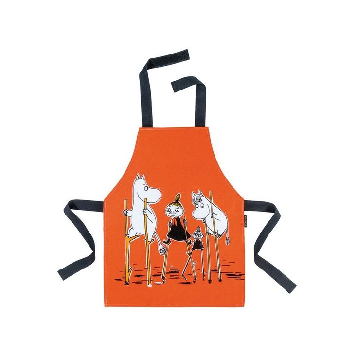 Moomin apron by Petit Jour - The Official Moomin Shop