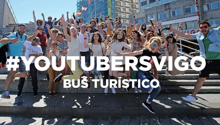 #2016 #20160615 #VIGO TRIP ~ #BusTurísticoVIGO #FamiliaCarameluchi & #RebecaStones ~ Bus Turístico con Familia Carameluchi y Rebeca Stones #YoutubersVigo https://youtu.be/lFvC4u9SFfw