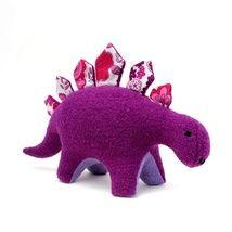Lilla stegosaur fra Ulldyr