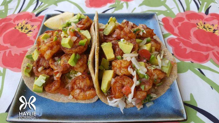 Delicious Shrimp Tacos Recipe