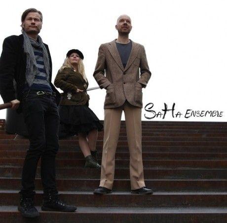 Part of the Art Goes Kapakka program - on 16th August, live on stage: SaHa ENSEMBLE.