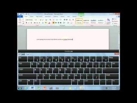 Fully Functional Windows 2010 on the iPad, for Free (plus 2 GB of storage) – Onlive Desktop