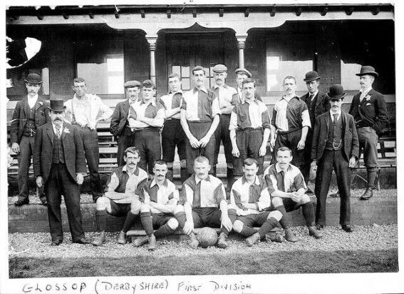 Glossop North End Association Football Club, 1899/1900