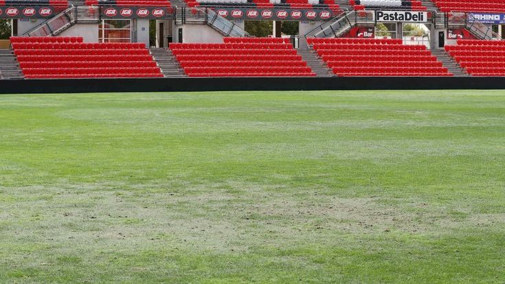 What the AFLX did to Hindmarsh Stadium where Adelaide United has a home game tonight v Central Coast Mariners. 17.02.18
