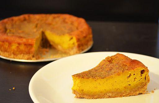 Dýňový koláč, aneb světoznámý pumpkin pie