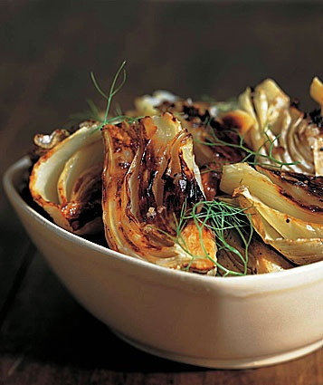 Roasted Fennel | Side Dishes | Pinterest
