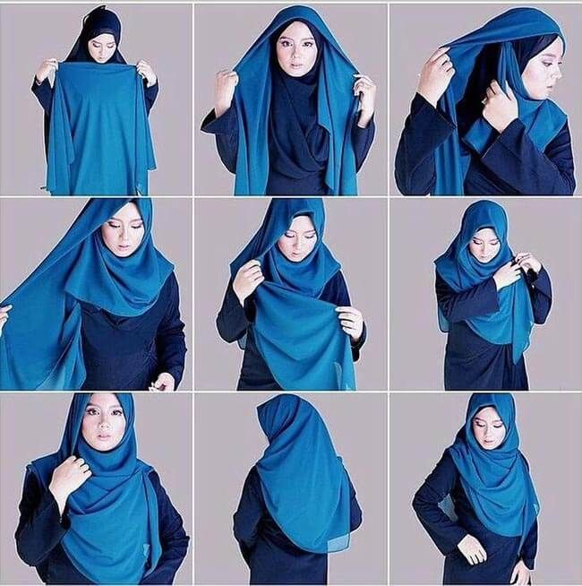 Sal Nasil Baglanir Videolu Ve Resimli Anlatim 2019 Basit Turban Hijab Chic Moda