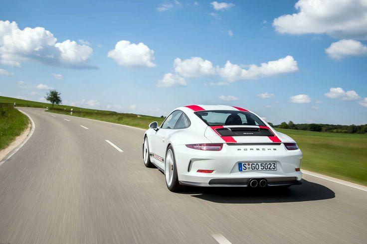 Image for 2016 Porsche 911 R High-Res Wallpaper