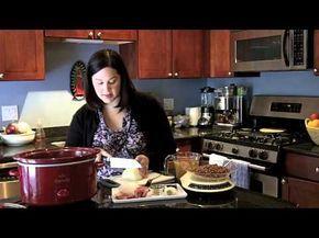 Crock Pot frijoles de la olla
