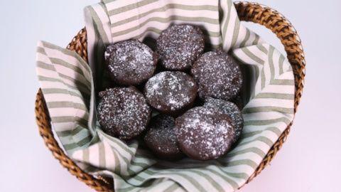 Sweet Potato Brownie Bites