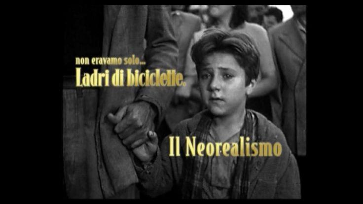 """Trailer Ufficiale de """"Il Neorealismo. Non eravamo solo... Ladri di biciclette."""""""