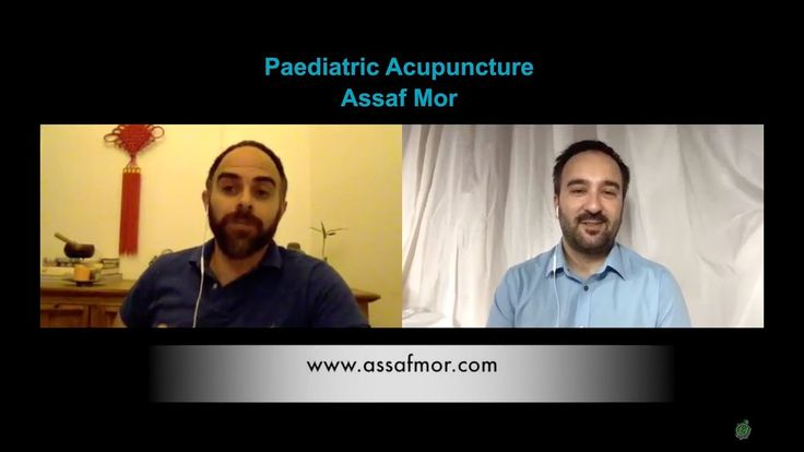 Interview with Assaf Mor: paediatrics, integrative medicine in Israel, a...