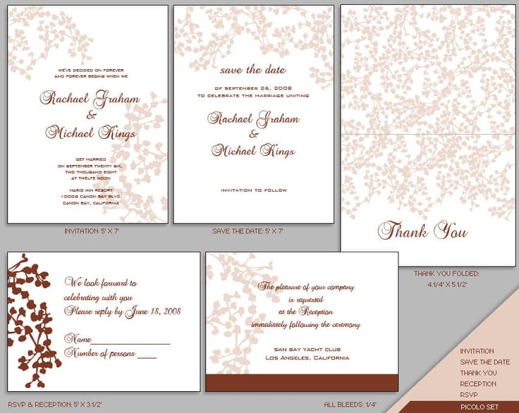 Top Rated Wedding Invitations: 1000+ Ideas About Free Invitation Templates On Pinterest