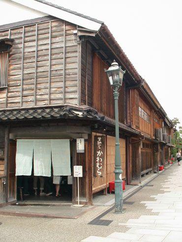 Kanazawa,Japan