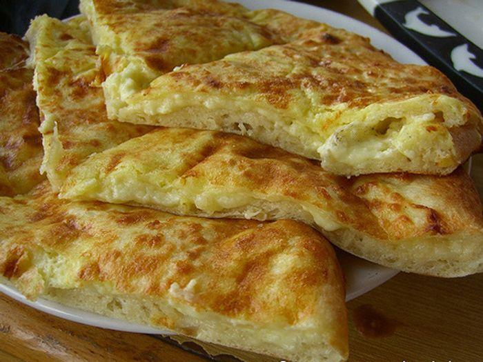Хачапури: вкусный и экономичный рецепт.