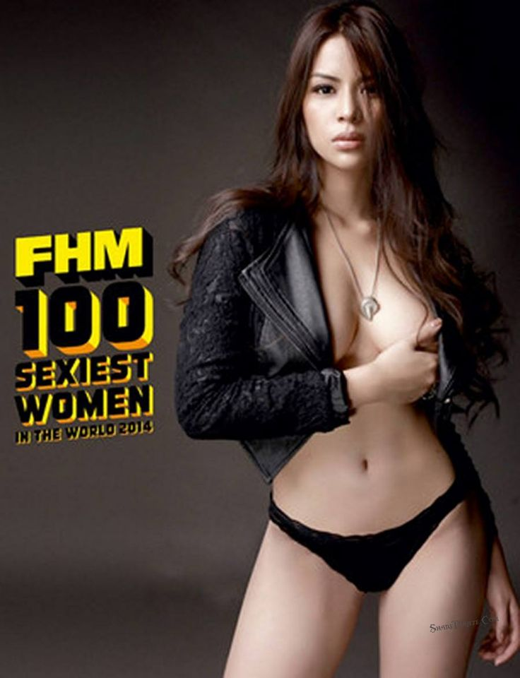 sexiest women in the world fhm magazine