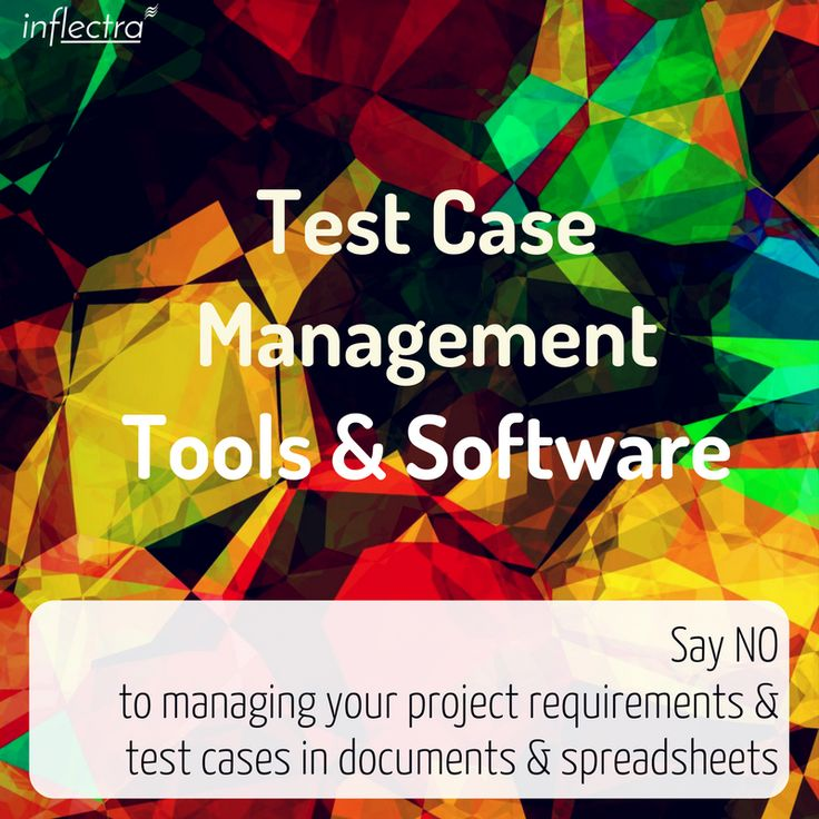 Test Case Management Tools & Software |  Are you tired of managing your project requirements and test cases in documents and spreadsheets?  Try SpiraTeam  with its unparalleled functionality and usability combined with our award-winning technical support.