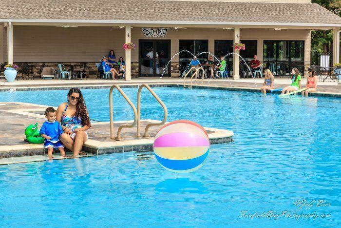 Cool Pool Cafe – Fairfield Bay, Arkansas