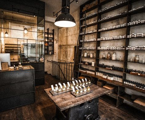 LE LABO FRAGRANCES 7, rue Froissart 75003 Paris Mon-Sat 11am - 7pm Ph: +33 1 44 61 55 32
