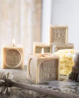 Bougies La Francaise Marseille Soap Candle Handmade