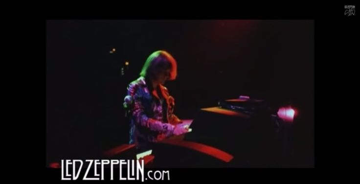Led Zeppelin - No Quarter (NY 1973).  My favorite Zep song