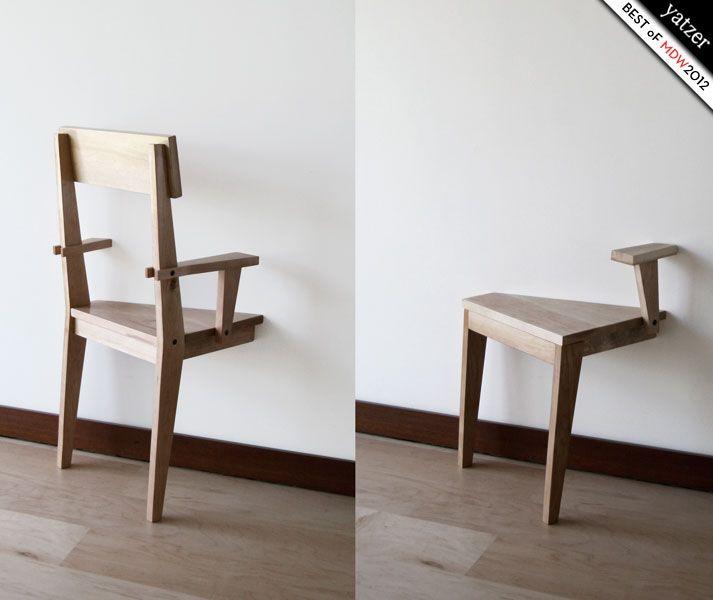 'Hola Vecino! lenga chair' by SiStudio