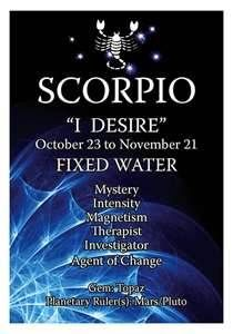 Scorpio Horoscope for Today - Bing Images