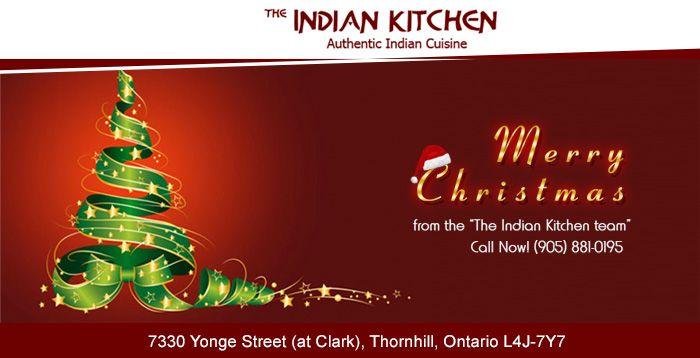 Merry Christmas From #TheIndianKitchen www.theindiankitchen.ca