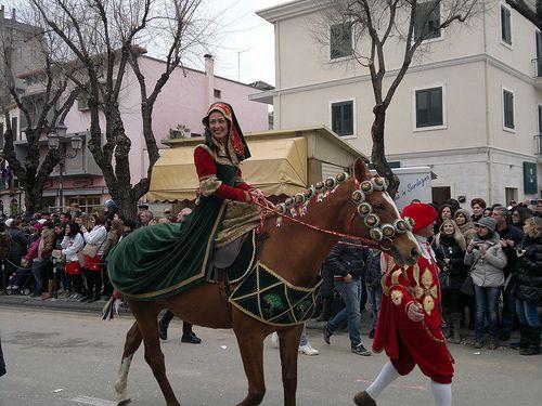 Eleonora - Sa Sartiglia 2013
