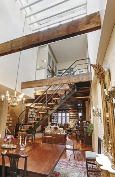 Eat Pray Love Brooklyn Home For Sale - Live Like Julia Roberts Character In Eat Pray Love - House Beautiful
