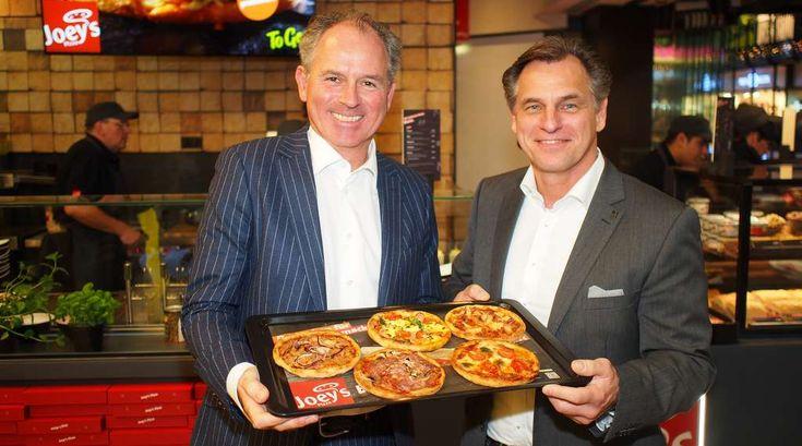 Pizza Joey's To Go startet in der Wandelhalle