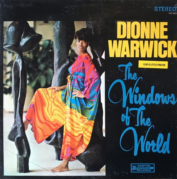 Dionne Warwick The Windows Of The World Vinyl Lp Album Stereo Discogs Dionne Warwick Warwick Record Sleeves