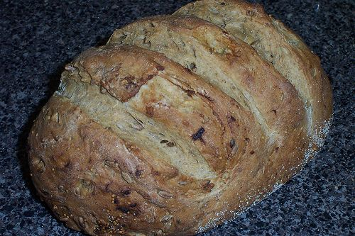 Fig and Fennel Bread | yum | Pinterest