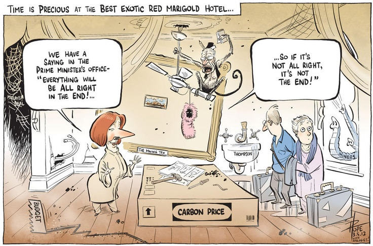 By David Pope of the Canberra Times