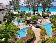 Robby and I had an amazing vacation here in 2001. Bougainvillea Beach Resort in Barbados