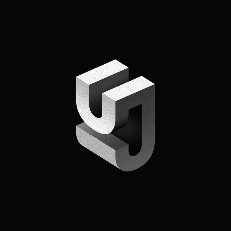 Follow us @logoinspirations Georgian Letter by @davit_chanadiri - http://ift.tt/2geIf0d - NEGATIVE SPACE LOGOS @negativespacelogos @negativespacelogos