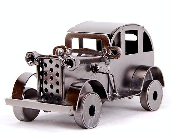 CHRISTMAS SPECIAL OFFER nuts and bolts car model by HandsHome, $10.00