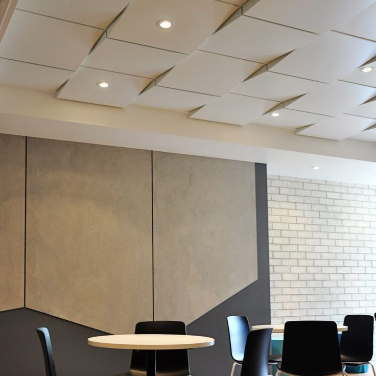 Small Acoustic Ceiling Tiles
