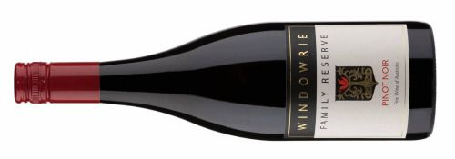 """The recently released 2015 Windowrie 'Family Reserve' Pinot Noir ($30) was awarded the Trophy for the Best Pinot Noir of the Show at the 2016 Orange Wine Show.  """"This is the inaugural release of this wine and to have been presented a trophy along with two gold medals is more than we could have hoped for,"""" commented Windowrie's Jason O'Dea."""