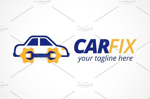 Car Fix by doghead on @creativemarket