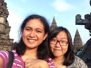 more in Prambanan