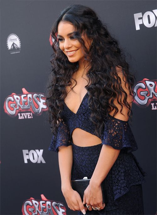 """Vanessa Hudgens attends the For Your Consideration event for FOX's """"Grease: Live"""" at Paramount Studios on June 15, 2016 in Los Angeles, California."""