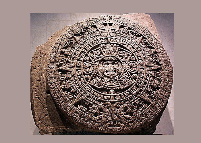 On This Day In History: Aztec Calendar Stone Rediscovered – On Dec 17, 1790