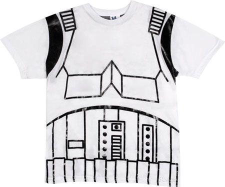 Star Wars Storm Trooper cos